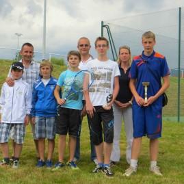Tournoi de l'Ecole de Tennis 2014